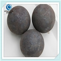 Good wear tesistance forged steel balls for ball mill