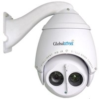 Laser IR Outdoor PTZ Dome Camera , Laser IR PTZ Dome Camera GCS-L3N Series
