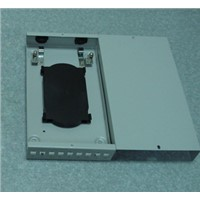 Fiber Optic Terminal Box Metal Material up to 12 Cores