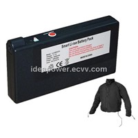 11.1v 5200mAh Heated Jackets Lithium Battery for Heating Clothes