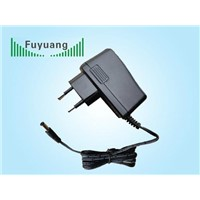 12V 0.5A Power adapter with EU-plug for mini speaker FY1200500