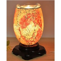 Begonoia design mosaic turkish glass lamp chian manufacturer for AUSTRALIA ALIBAB MA5524