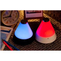2015 New Arrival Bluetooth4.0 Colorful Light Loud Speaker