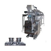 China special designed packaging machine (with double plates)