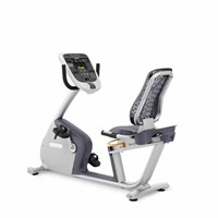 PRECOR RBK 835 Recumbent Bike Bodybuilding Fitness Exercise Equipment