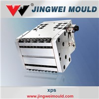 XPS Heat Insulation Foamed Plate Extrusion die