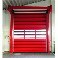 high speed metal roller shutter