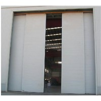 industry sliding door