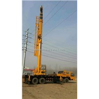 XCMG used condition QY50K-1 truck crane second hand XCMG qy50k 50T mobile crane for sale