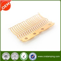 Stamping female contact pin electrical parts
