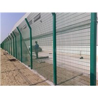 Welded Metal Wire Garden Mesh Fencing