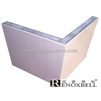 AHP aluminum honeycomb panel for wall cladding