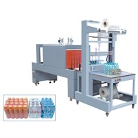 BS-6040 Sleeve Type Heat Shrinkable Packaging Machine
