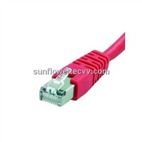 Cat5e SFTP Patch Cord/ SFTP Cat5e Patch Cable