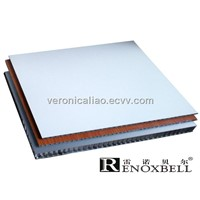 Decorative Aluminum honeycomb panel