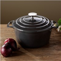 Good quality south africa cast iron cookware