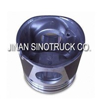 Sinotruk Howo Shacman Futon Truck Parts Piston