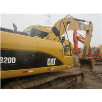 CAT 320D Used excavator of 2010