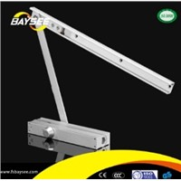 Door Hardware Aluminum Hydraulic Door Closer S412