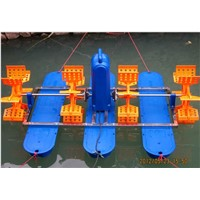 Hot sale paddle wheel aerator