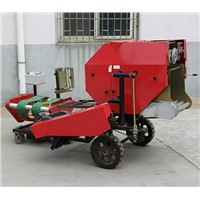New design straw bundling machine