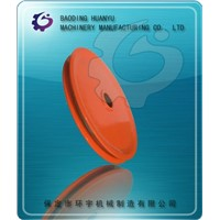 OEM Sand Casting Iron Pulley v Belt small Pulley Wheels for sale