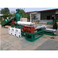 PE Plastic pellet production line