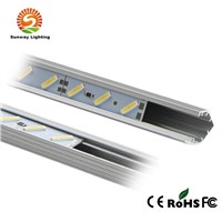SMD 7020 LED Rigid Strip For Showcase