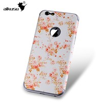 Direct manufactures beautiful picture for iphone 6 3D skin