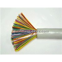 Unshielded 100Pair Cat3 Communication PVC Cable