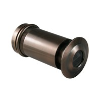 brass far and near door viewer
