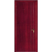Simple Wooden Door HB8207