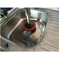 Automatic CNC Kitchen Sink Polishing Machine -Sink bottom polisher- Sink Producing Line