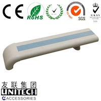 PVC Handrail Hospital Wall Handrail Protection