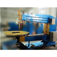 Stainless Steel Sink Rolling Seam Welding Machine -Sink Producing Line