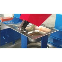 Stainless Steel Sink Grinding Machine- Sink Polishing machine