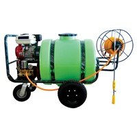 garden gasoline power sprayer