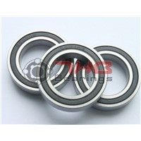 Slim/thin section deep groove ball bearings 6804 2RS for RC cars/robotics-THB Bearings
