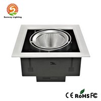 40W LED Housing Downing Bean Pot Lamp COB Downight