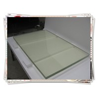 medical stainless steel 2mm x-ray lead door sliding door