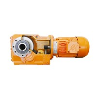 K Type Right Angle Gear Reducer Dissection