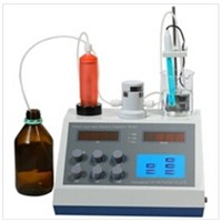 Series TP668 acid base titration potentiometric titrator
