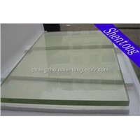 x-ray protective lead glass for hospital medical
