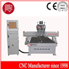 Three workstage three head auto tool changer woodworking cnc machine