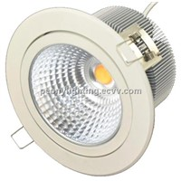 led downlight,COB spotlight downlight,high power led ceilling downlight