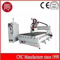 Disk auto-tool changer machine for Wood Cutting CC-MS1530AD