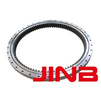 Crossed Roller Bearing Thin-wall slewing bearing