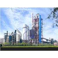 Hongji cement rotary kiln/cement kiln/cement production line