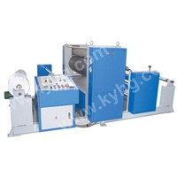 Aluminum foils embossing machine