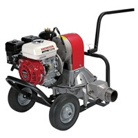 Honda WDP30 Dry Self-priming 3